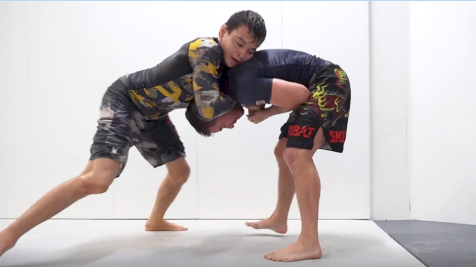 Paulo Miyao's Intense No-Gi Training
