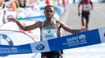 Full Replay: 2019 Berlin Marathon (Available In Select Countries)
