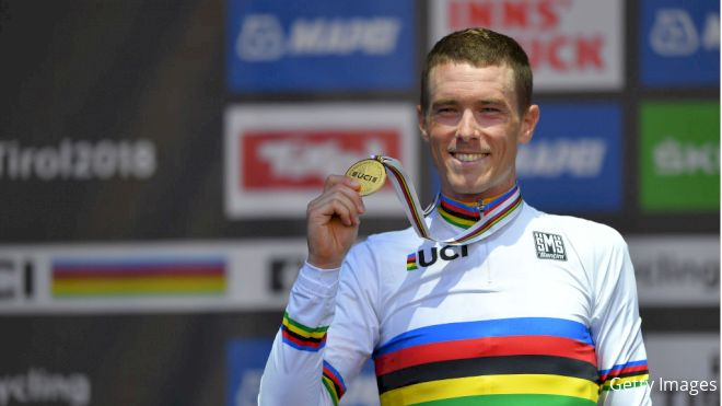 Road Worlds Preview: Rohan Dennis Prepared To Repeat In Worlds ITT