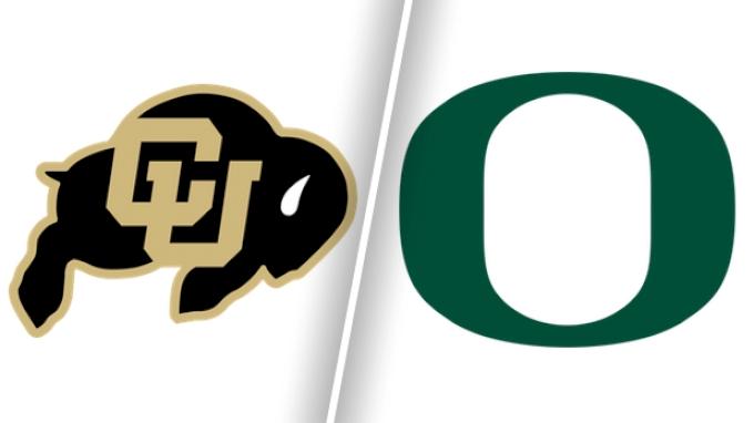picture of 2019 Colorado vs Oregon | Pac-12 Football