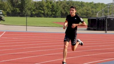 Workout Wednesday: Bryce Hoppel VO2 Max 800s/400s