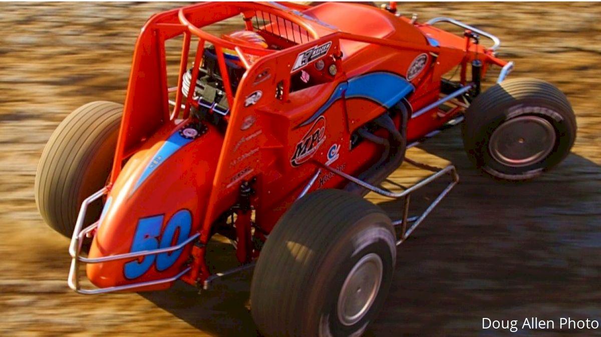 Usac Cra Sw Sprints Set For Arizona
