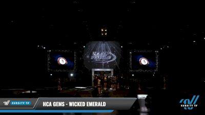HCA Gems - Wicked Emerald [2021 L3 Junior - Medium Day 2] 2021 The U.S. Finals: Louisville