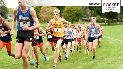 Here's The Deal: 2019 Roy Griak XC Invitational