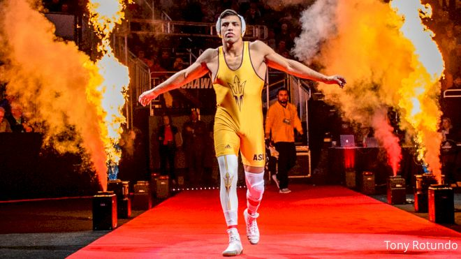 Zahid Valencia Will Return To The Mat, But Against Who?