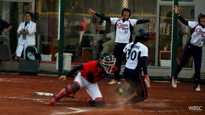 Full Replay | Super Round WBSC Olympic Qualifier (Asia-Oceania) | Sep 27, 2019 at 2:41 AM EDT