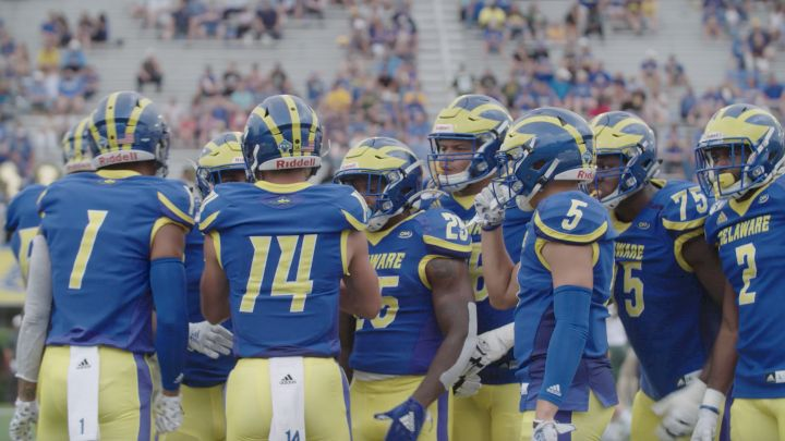 All-Access With The Delaware Fightin' Blue Hens