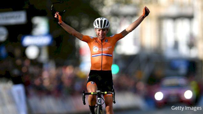 Annemiek van Vleuten Goes Solo From 100km To Win World Title