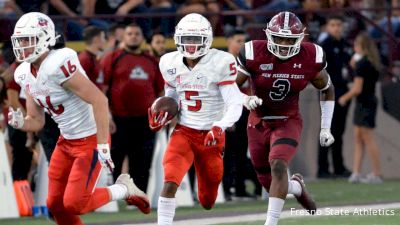 REPLAY: Fresno State vs New Mexico State