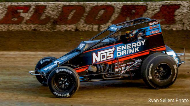 Tyler Courtney Scores 4th Straight Eldora Sprint Win