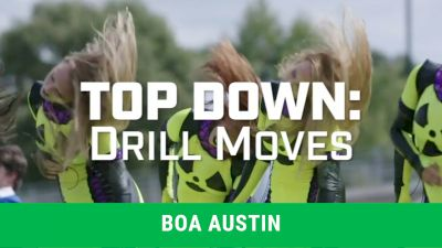 TOP DOWN: BOA Austin Drill Moves