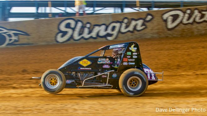 USAC Sprint Stat Book: Fall Nationals Edition