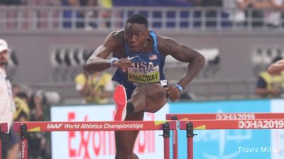 Will Grant Holloway Break The 60m Hurdles WR In Lievin?