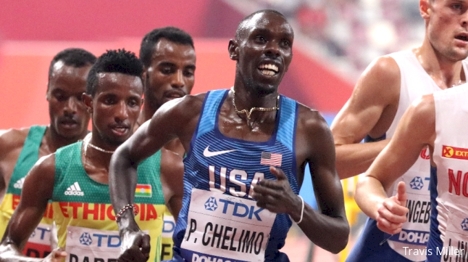 picture of Paul Chelimo