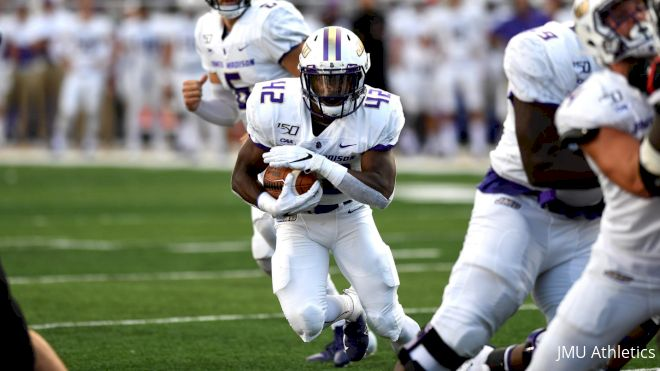 Vanhorse Power: Freshman Running Back Is Driving JMU's Offense