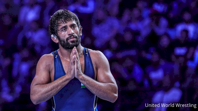 picture of Bajrang Punia