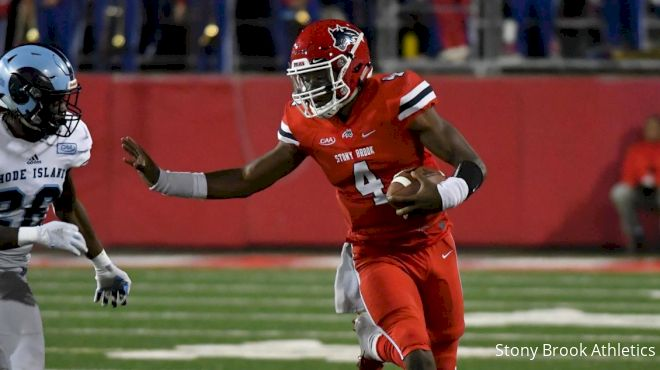 Tyquell Fields Is The Engine That Powers Stony Brook's Offensive Attack
