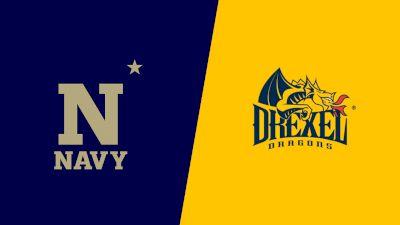 Full Replay - Navy vs Drexel - 20 Drexel Wrestling Match 6