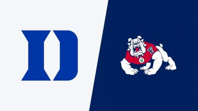 Full Replay - Duke vs Fresno State - Duke at Fresno State
