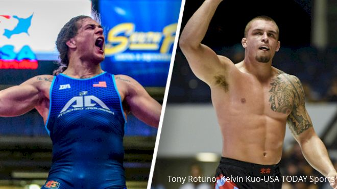 ADCC Runner-up Nick Rodriguez vs World Teamer Pat Downey At Who's #1!