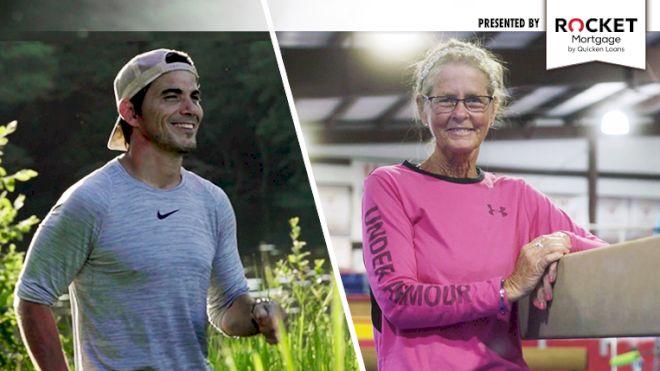 Mike Eierman and Pam Kitchen, Hometown Hero Recipients