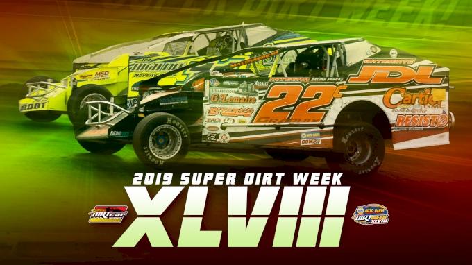 picture of 2019 Super DIRT Week XLVIII