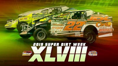 Last Chance Race 3 | 2019 Super DIRT Week XLVIII (Day 3)