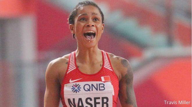 48.14! Salwa Eid Naser Shocks Shaunae Miller-Uibo For 400m Title