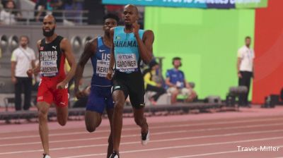Steven Gardiner Blitzes 400m Field With 43.48 National Record