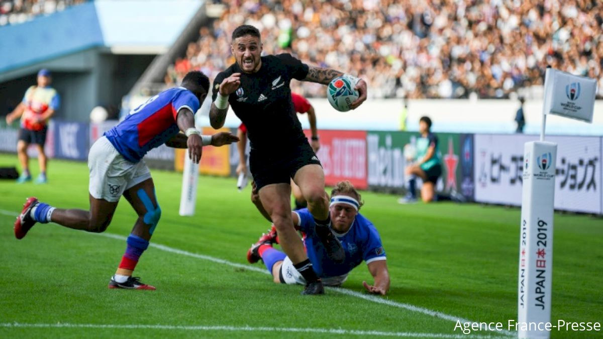 RWC Game 27: New Zealand vs Namibia