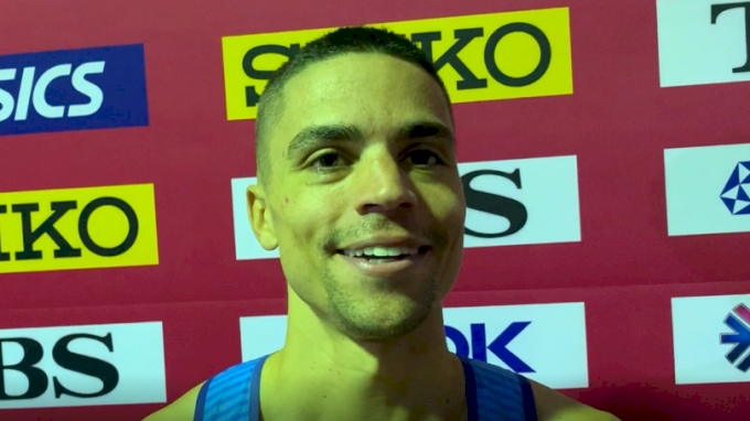 Centrowitz Says He Left NOP Due To Training
