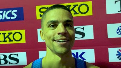 Matt Centrowitz, 8th In 1500, Says He Left NOP Due To Training Not Investigation