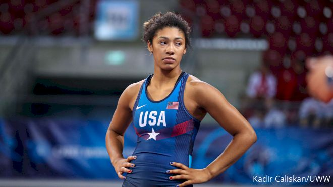 Junior World Championships Women's Freestyle Preview