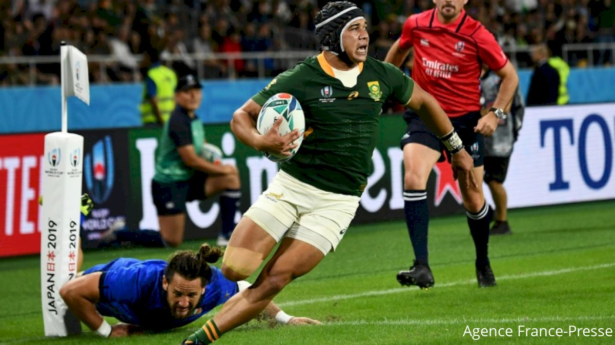 2019 Rugby World Cup Dream Team