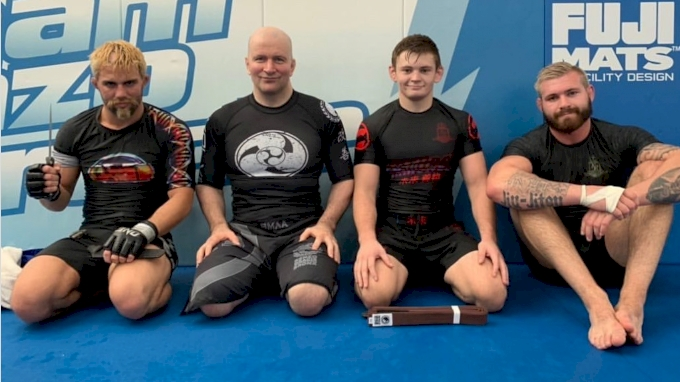 Danaher Hints at Nicky Ryan's Belt Promotion
