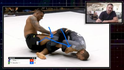 Shawn Williams Reveals The Secret To Lachlan's Leglocks
