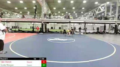 152 lbs Rr Rnd 5 - Tyler Berish, Quest vs Bodie Morgan, Quest