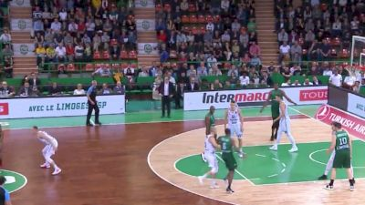 REPLAY: Limoges CSP vs BC Rytas