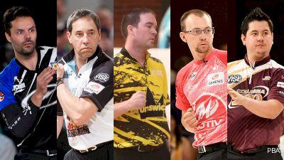 Five Big Names Still Seeking First U.S. Open Title