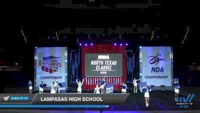 - Lampasas High School [2019 Game Day Band Chant - JV/Freshman Day 1] 2019 NCA North Texas Classic