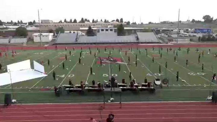 "Mandarins ""Sacramento CA"" at 2021 Drums Along the Rockies - Cheyenne Edition"
