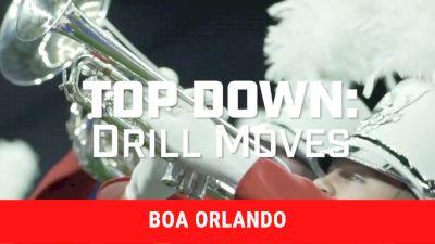 TOP DOWN: BOA Orlando Drill Moves