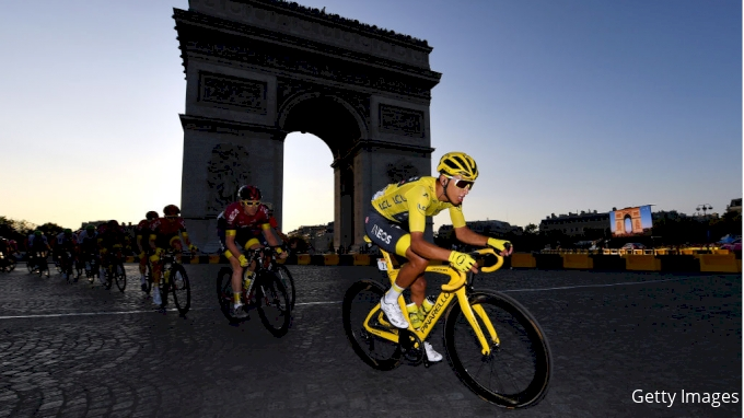 picture of 2020 Tour de France