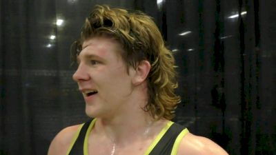Gerritt Nijenhuis has a glorious mullet and a Super 32 title