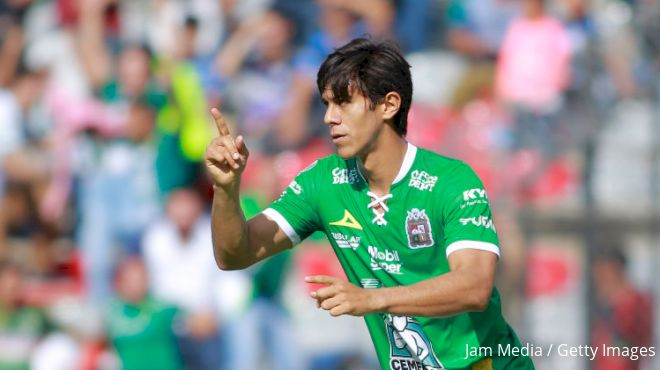 Liga MX Sensation José Juan Macías Gives Mexico Another Attacking Talent
