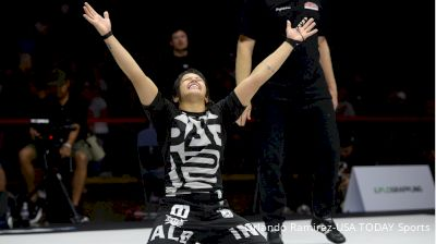 Supercut: 23-Year-Old Bianca Basilio Dominates The Competition At ADCC