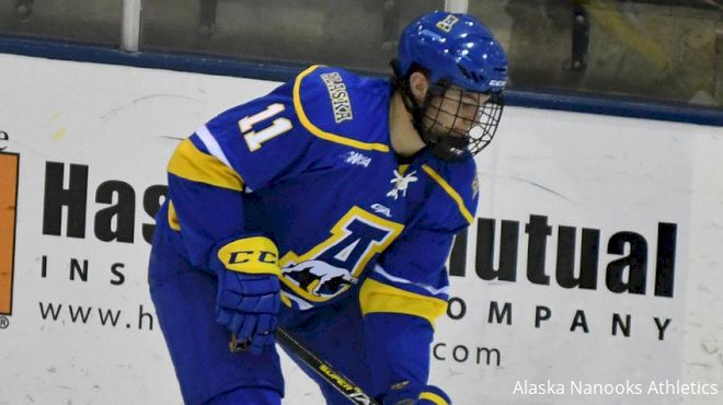 WCHA RinkRap: Alaska Nanooks Earn Huge Sweep Of Michigan Tech