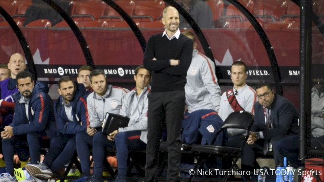 US Men's National Team Continues To Flounder Under Gregg Berhalter