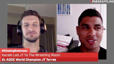 JT Torres Discusses The Wrestling Versus Jiu-Jitsu Debate