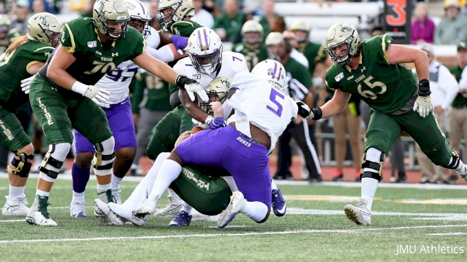 REPLAY: JMU vs William & Mary